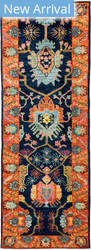 Solo Rugs Eclectic M1896-399 Blues Area Rug