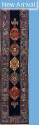 Solo Rugs Serapi M1896-418 Blues Area Rug