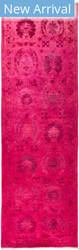 Solo Rugs Vibrance M1896-447 Pinks Area Rug