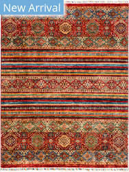 Solo Rugs Tribal M1898-259  Area Rug