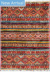 Solo Rugs Tribal M1898-277  Area Rug