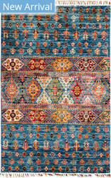 Solo Rugs Tribal M1898-279  Area Rug