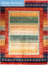 Solo Rugs Tribal M1898-352  Area Rug