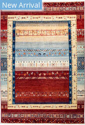 Solo Rugs Tribal M1898-359  Area Rug