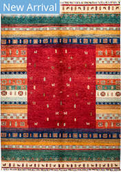 Solo Rugs Tribal M1898-370  Area Rug