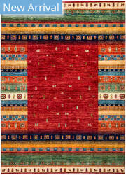 Solo Rugs Tribal M1898-379  Area Rug