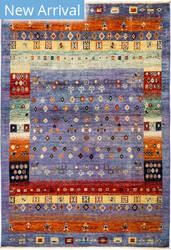 Solo Rugs Tribal M1898-383  Area Rug