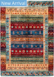 Solo Rugs Tribal M1898-392  Area Rug
