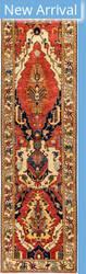 Solo Rugs Serapi M1898-530  Area Rug