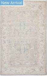 Solo Rugs Silky Oushak M1898-88  Area Rug