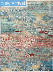 Solo Rugs Eclectic M1900-56  Area Rug