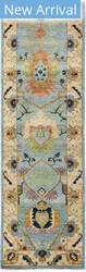 Solo Rugs Eclectic M1900-69  Area Rug