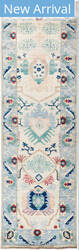 Solo Rugs Eclectic M1900-73  Area Rug