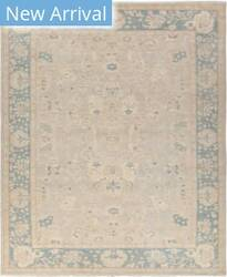 Solo Rugs Silky Oushak M1909-11  Area Rug