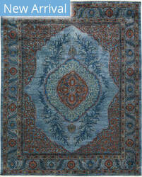 Solo Rugs Eclectic M1909-75  Area Rug
