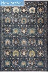 Solo Rugs Floral M1910-654  Area Rug