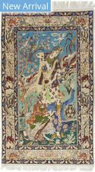 Solo Rugs Tabriz M540-077b  Area Rug