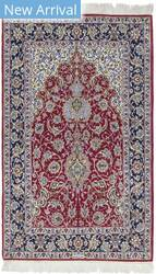 Solo Rugs Isfahan M600-7885  Area Rug