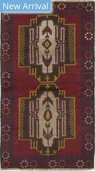 Solo Rugs Balouch M600-9532  Area Rug