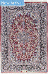Solo Rugs Isfahan M6000-9940  Area Rug