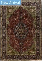 Solo Rugs Tabriz M6005-11431  Area Rug