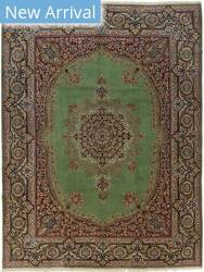 Solo Rugs Kerman M6030-17281  Area Rug