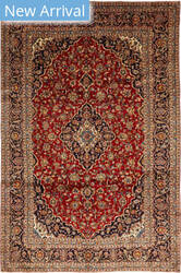 Solo Rugs Kashan M6085-21984  Area Rug