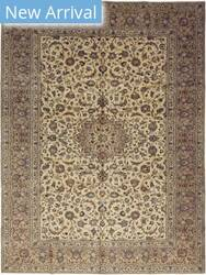 Solo Rugs Kashan M6085-22037  Area Rug