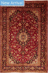 Solo Rugs Kashan M6085-22067  Area Rug