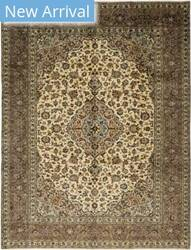 Solo Rugs Kashan M6085-22084  Area Rug