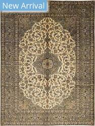 Solo Rugs Kashan M6085-22109  Area Rug