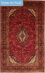 Solo Rugs Kashan M6085-22131  Area Rug