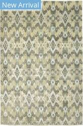 Solo Rugs Ikat M6113-30  Area Rug