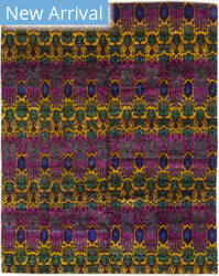 Solo Rugs Sari Silk M6474-6  Area Rug