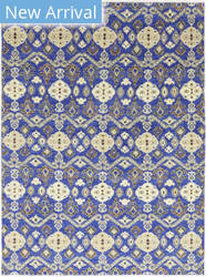 Solo Rugs Ikat M6544-17  Area Rug
