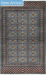 Solo Rugs Modern M7022-44  Area Rug
