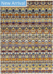 Solo Rugs Ikat M7048-3  Area Rug
