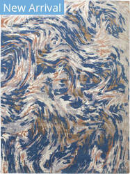 Solo Rugs Modern M7074-10  Area Rug