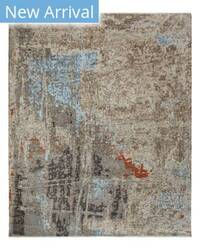Solo Rugs Modern M8051-52  Area Rug