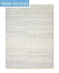 Luxor Lane Knotted Mad-S3164 Silver Area Rug