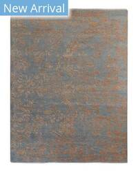 Luxor Lane Knotted Cla-S3500 Gray - Orange Area Rug