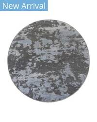 Luxor Lane Knotted Nic-S3513 Gray - Blue Area Rug
