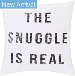 Surya Typography Pillow St-116  Area Rug