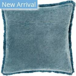 Surya Washed Cotton Velvet Pillow Wcv-002  Area Rug