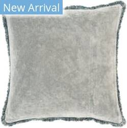 Surya Washed Cotton Velvet Pillow Wcv-003  Area Rug