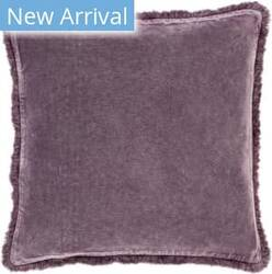 Surya Washed Cotton Velvet Pillow Wcv-006  Area Rug