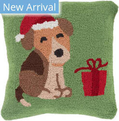 Surya Winter Pillow Wit-017  Area Rug