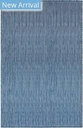 Trans-Ocean Carmel Texture Stripe 8422/33 Navy Area Rug