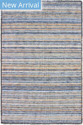 Trans-Ocean Dakota Stripe 6147/33 Navy Area Rug