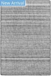 Trans-Ocean Dakota Stripe 6147/47 Grey Area Rug